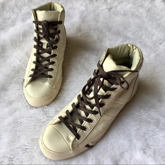 ab06f5d753f25 Keds Other - Pro Keds Men's High Top Leather Sneakers Shoes